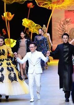 NTK Công Trí lỗi hẹn với Tuần lễ thời trang quốc tế Việt Nam Xuân - Hè 2017