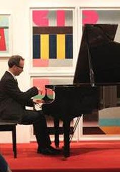 Nghệ sĩ dương cầm Boris Schönleber tái ngộ khán giả Việt Nam