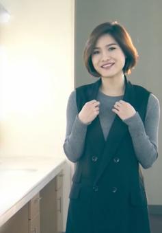 """MC Mai Trang chia sẻ bí quyết """"biến hóa"""" cho trang phục màu đen"""