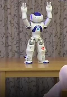 Robot y tá - Người bạn mới của những người già