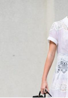 Những kiểu đầm trắng các quý cô không thể thiếu trong tủ đồ hè này
