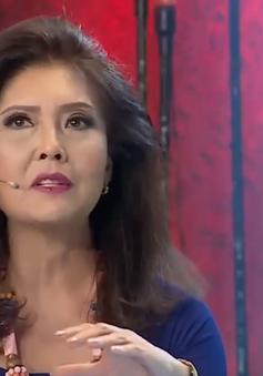 """Danh ca Họa Mi chia sẻ về chuyện tình đẫm nước mắt trong """"Chuyện của sao"""""""
