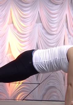 Café Sáng với VTV3: Nhẹ nhàng khởi đầu ngày mới với yoga