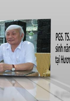 """Tự hào miền Trung: """"PGS-TS Phan Xuân Biên và nghĩa tình với quê hương"""""""