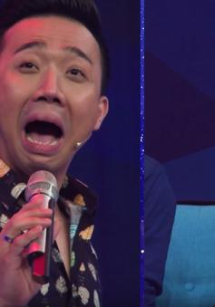 """Biệt tài tí hon: Trấn Thành """"nhái"""" Mỹ Linh bằng biểu cảm siêu khó đỡ"""