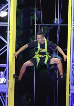 """Sasuke Việt Nam: Ninja lên đỉnh nhanh nhất thế giới gây """"sốc"""" với kỷ lục mới"""