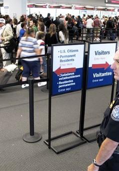 Các nước phải chia sẻ thông tin công dân muốn nhập cảnh vào Mỹ