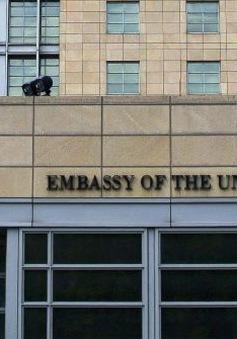Nga yêu cầu Mỹ giải quyết vụ trục xuất 35 nhà ngoại giao