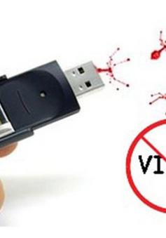 Hơn 7 triệu lượt máy tính tại Việt Nam bị nhiễm virus qua USB