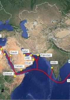 Viettel chính thức khai thác hệ thống cáp quang biển AAE-1 trong tháng 7