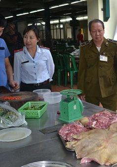 Hơn 10.000 cơ sở vi phạm an toàn thực phẩm chỉ trong 1 năm