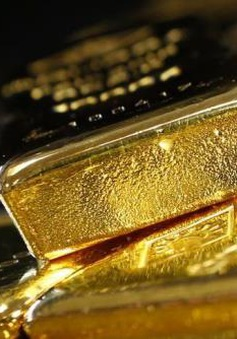 Giá vàng tăng lên mức cao nhất trong 2 tháng