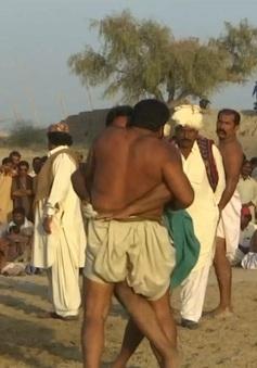 Lễ hội vật nhiều ý nghĩa ở Pakistan