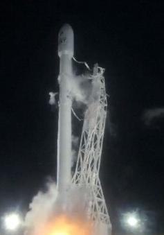 SpaceX phóng thành công 10 vệ tinh Iridium Next vào không gian