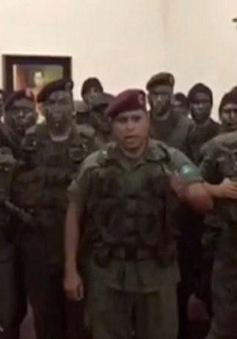 Venezuela đập tan vụ tấn công khủng bố