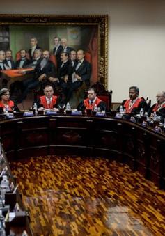 Tòa án Tối cao Venezuela họp khẩn sau khi bị tấn công