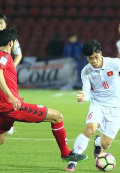 Lịch thi đấu vòng loại Asian Cup 2019: Việt Nam tiếp đón Afghanistan, Campuchia so tài Jordan