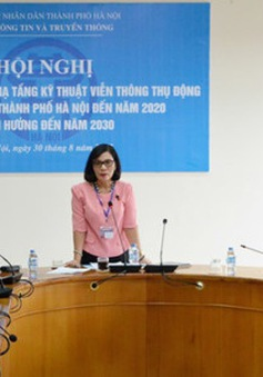 Hà Nội công bố quy hoạch hạ tầng viễn thông đên năm 2020