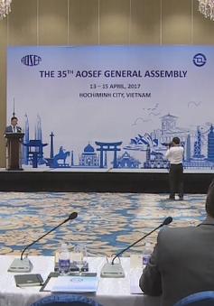 Việt Nam đưa ý tưởng thành lập sàn giao dịch cho DN khởi nghiệp tại AOSEF