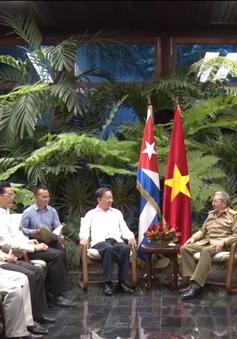 Tăng cường hợp tác Việt Nam - Cuba