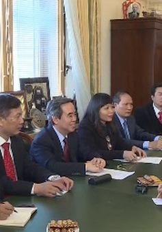 Việt Nam và Nga tăng cường quan hệ đối tác chiến lược toàn diện