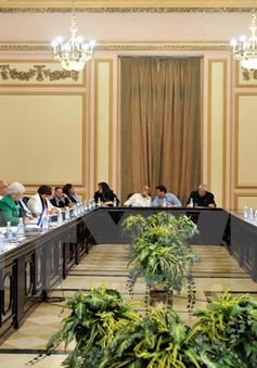 Đoàn công tác của Quốc hội Việt Nam thăm và làm việc tại Cuba