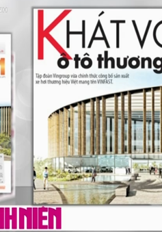 Giấc mơ ô tô Việt và cuộc chơi 3,5 tỷ USD của VINFAST
