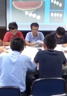 Nhiều lao động Việt Nam được sang Đài Loan học việc