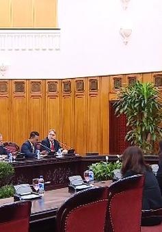 Việt Nam mong muốn thúc đẩy hợp tác với EU