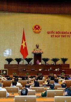 Quốc hội chính thức thông qua Luật các Tổ chức tín dụng (sửa đổi)