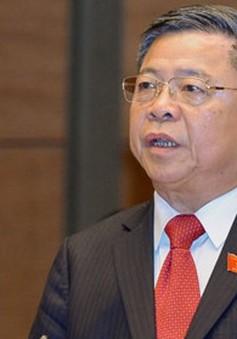 Sẽ đề nghị xem xét tư cách đại biểu Quốc hội với ông Võ Kim Cự