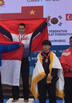 Pencak Silat Việt Nam thắng lớn tại giải vô địch châu Á