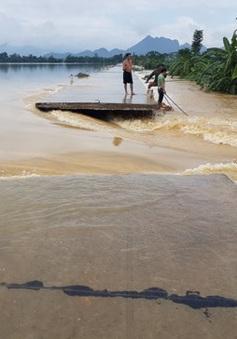 Hà Nội xem xét di dời các hộ dân ở khu vực vỡ đê
