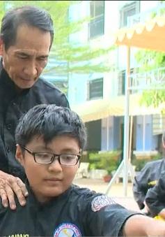 Võ sư Quan Vân Triều - Người tâm huyết với Võ cổ truyền Việt Nam