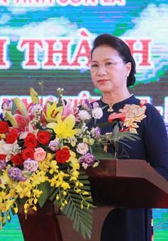 Khánh thành Khu di tích lịch sử cách mạng Việt Nam - Lào