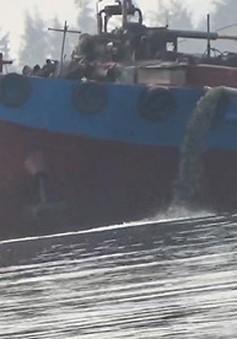 Vụ trộm 1 triệu m3 cát Cửa Đại: Quảng Nam chỉ đạo xử lý nghiêm