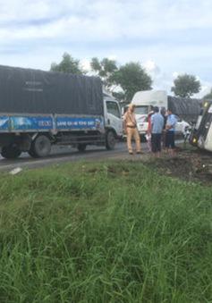 Cần Thơ: Hai vụ tai nạn giao thông liên tiếp trên một đoạn đường
