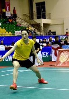 Giải cầu lông quốc tế Ciputra 2017: Tiến Minh và Vũ Thị Trang vào chung kết