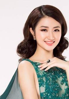 Hoa hậu Bản sắc Việt toàn cầu Thu Ngân bất ngờ lên xe hoa