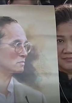 Người dân Thái Lan chia sẻ đau buồn trong lễ tưởng niệm vị Vua quá cố