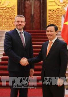 Hợp tác kinh tế - thương mại giữa Việt Nam và Slovakia phát triển ổn định