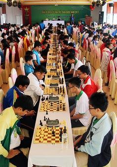 Giải cờ vua đồng đội toàn quốc 2017: TP Hồ Chí Minh nhất toàn đoàn