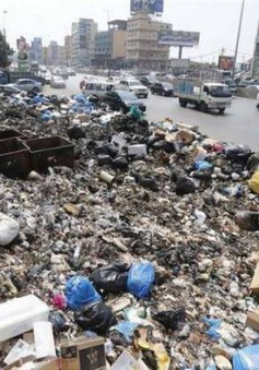 Cuộc chiến chống rác thải bất hợp pháp tại Nga