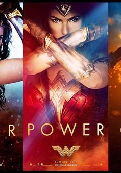 """""""Wonder Woman"""" - Bước ngoặt của nữ quyền trong điện ảnh"""