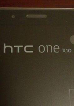 HTC One X10 lộ thiết kế và cấu hình tầm trung
