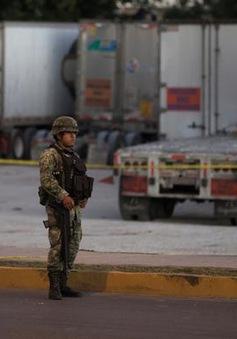 Xả súng tại văn phòng công tố ở Mexico
