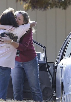Xả súng ở California, 5 người thiệt mạng