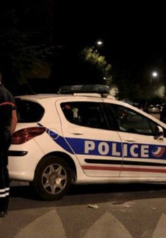 Xả súng tại Pháp, 8 người bị thương