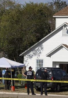 Hung thủ xả súng ở Texas có vấn đề về tâm thần