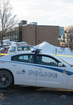 Nghi phạm xả súng ở Canada bị truy tố